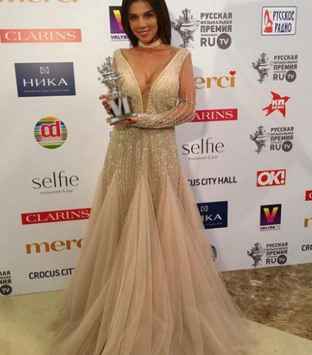 Анна Седокова победила в категории «Сексуальное видео»