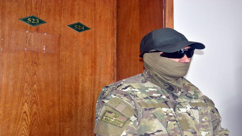 GPU i SBU provodit obyski u sortanika Saakashvili