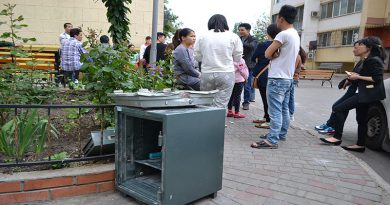 V Odesse obyski nalogovikov sprovocirovali bunt v'etnamcev 1