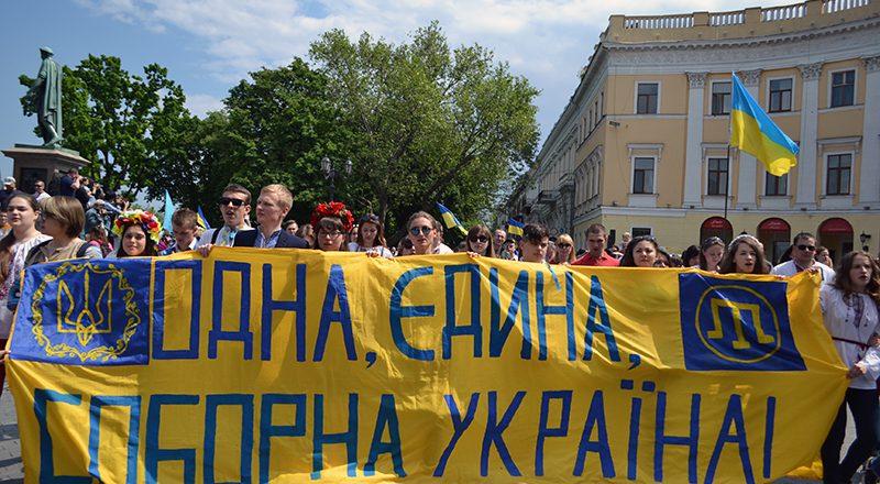 V Odesse proshel mnogotysjachnyj Megamarsh v vyshivankah (7)