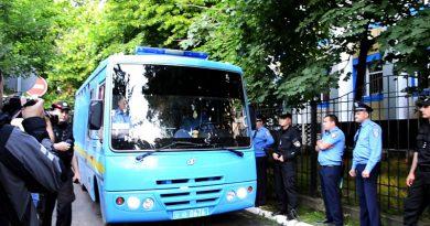В Одессе российского фигуранта дела 2 мая, снова упрятали в СИЗО