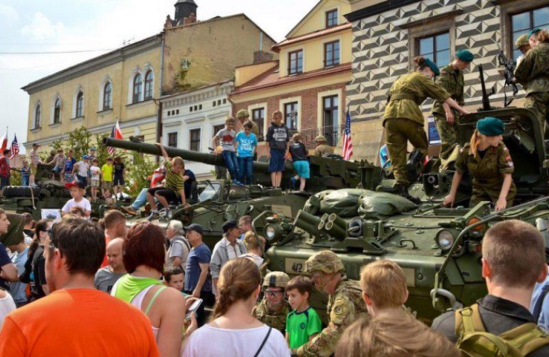 Американцы в Польше