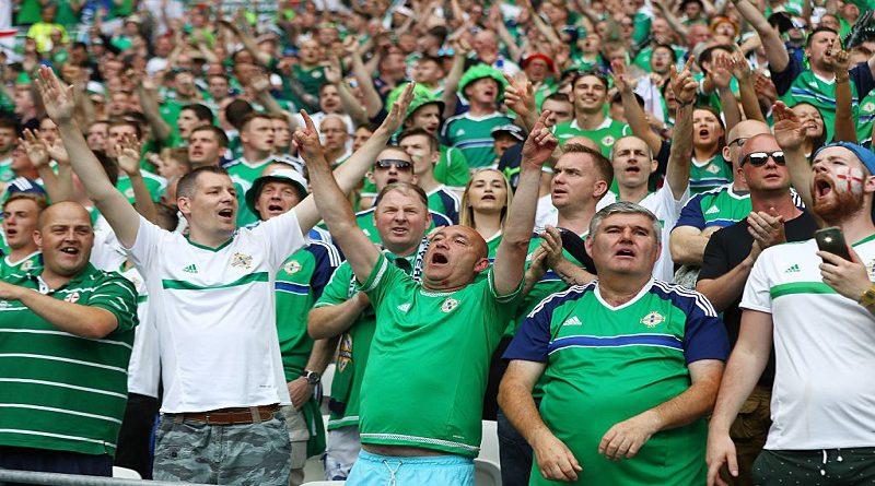 fanaty Severnoj Irlandii