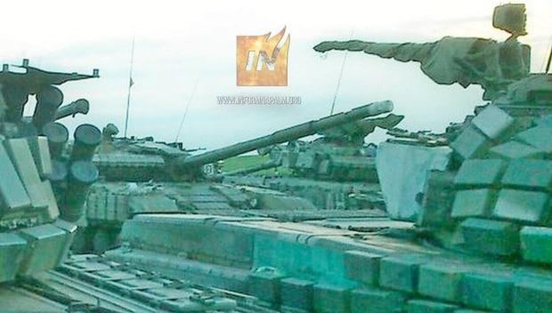 rossijskie tanki