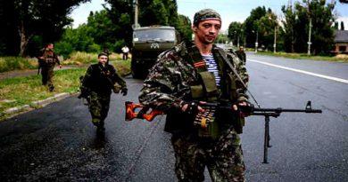 terroristy DNR