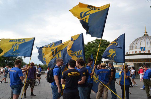 Marsh Azova v Odesse na Den' Konstitucii Ukrainy (1)