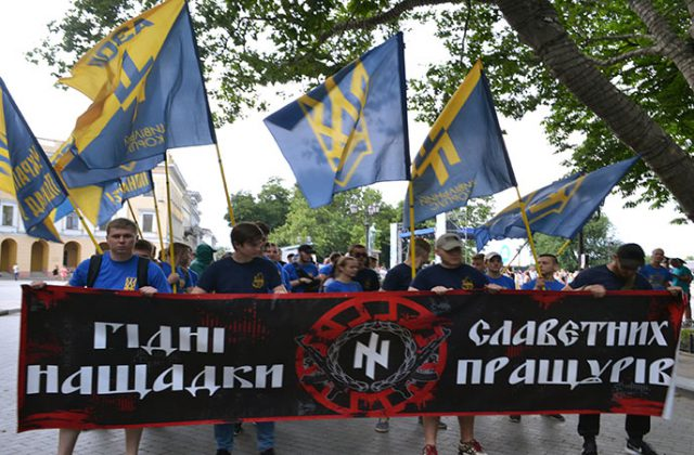 Marsh Azova v Odesse na Den' Konstitucii Ukrainy (2)