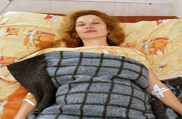 V Odesse zhenshhina rodila pjaternju