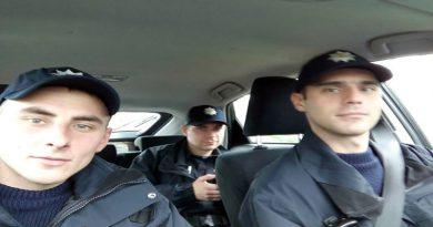 Одесские патрульные-сепаратисты