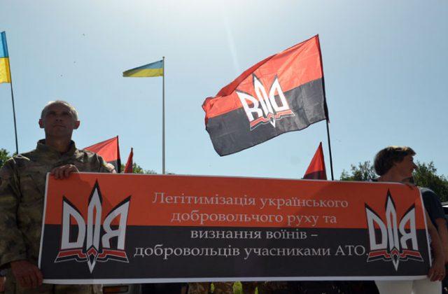 V Odesse bojcy dbrobatov vorvalis' na sessiju oblsoveta (2)