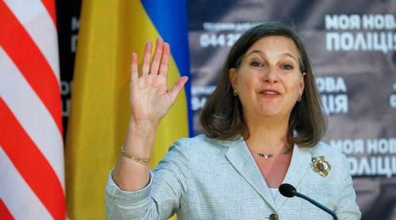 Виктория Нуланд-помощник госсекретаря США по делам Европы и Евразии