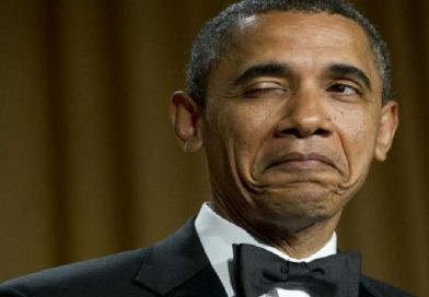 Дочь Обамы высмеяла его перед друзьями