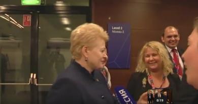 prezident Litvy