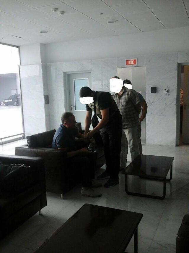 arest Efremova