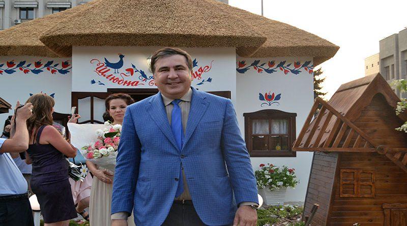Saakashvili pozhenil odessitov po-novomu (9)