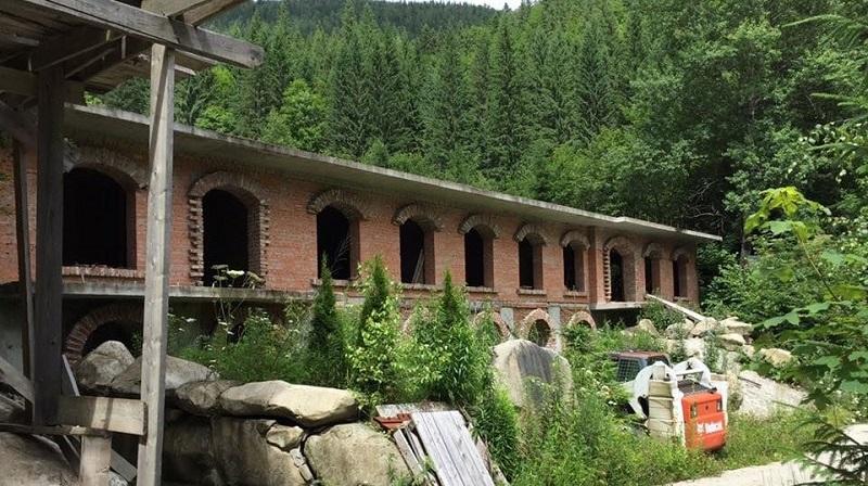 Karpatskaja rezidencija Jushhenko