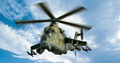 Вертолётный противотанковый ракетный комплекс «БАРЬЕР-В»