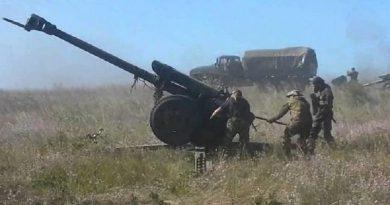 rossijskaja artillerija