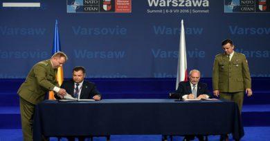 Польша и Украина подписали соглашение о взаимных поставках оружия