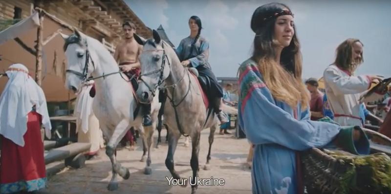 novoe video ob Ukraine