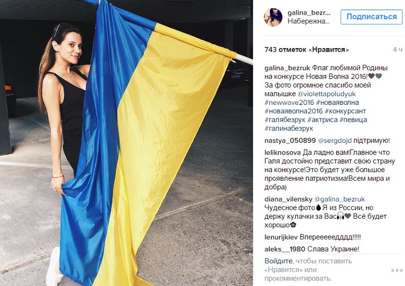 ukrainskaja aktrisa