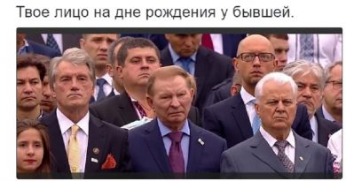 jeks-prezident Ukrainy