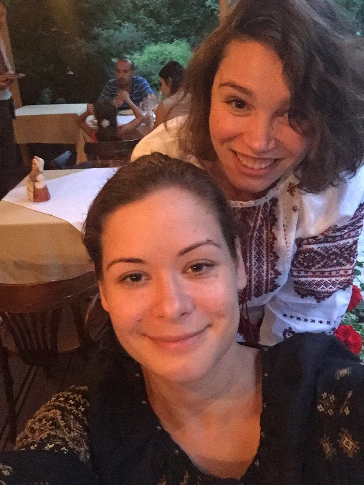 россиянки в vyshivankah