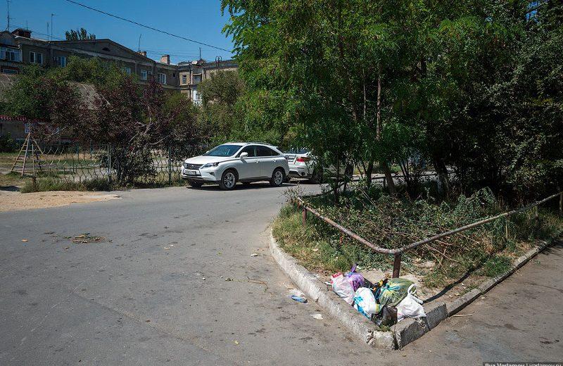 Детская площадка имени Путина в Дагестане