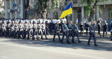 Украинские военнослужащие примут участие в параде в честь 25 - летия независимости Республики Молдова