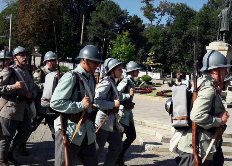 Украинские военнослужащие примут участие в параде в честь 25 — летия независимости Республики Молдова