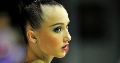 ukrainskaja sportsmenka