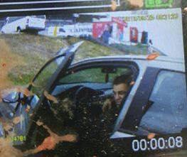ubijstvo policejskogo v Dnepre