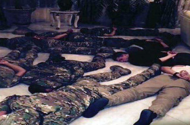 V Odesse so strel'boj delili gostinicu (1)