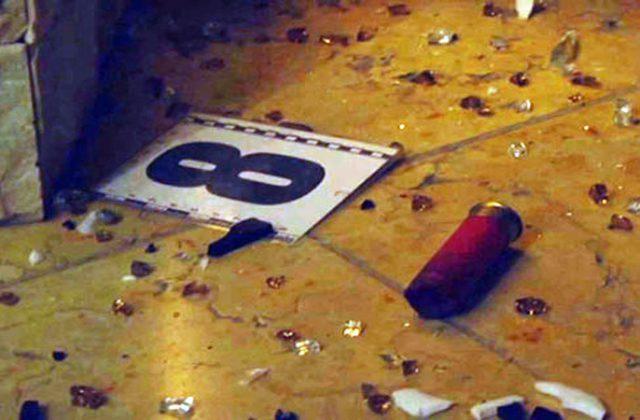 V Odesse so strel'boj delili gostinicu (8)
