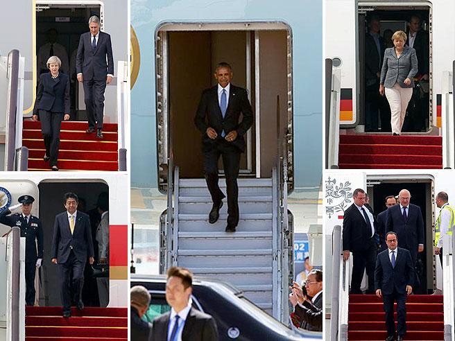 Obama v Kitae