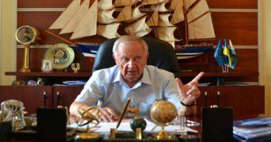 мер Черноморска