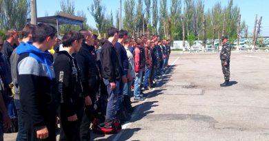 osennij prizyv v Ukraine