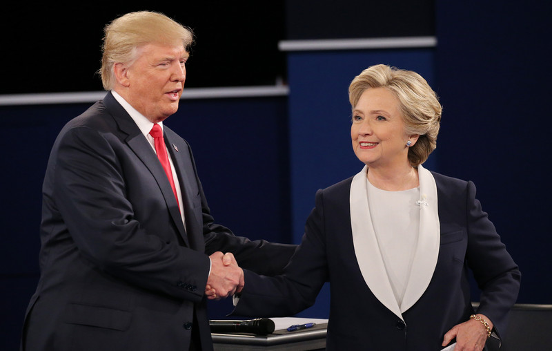 Tramp i Klinton