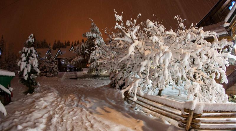 zima v Ukraine