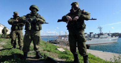 okkupacija Kryma