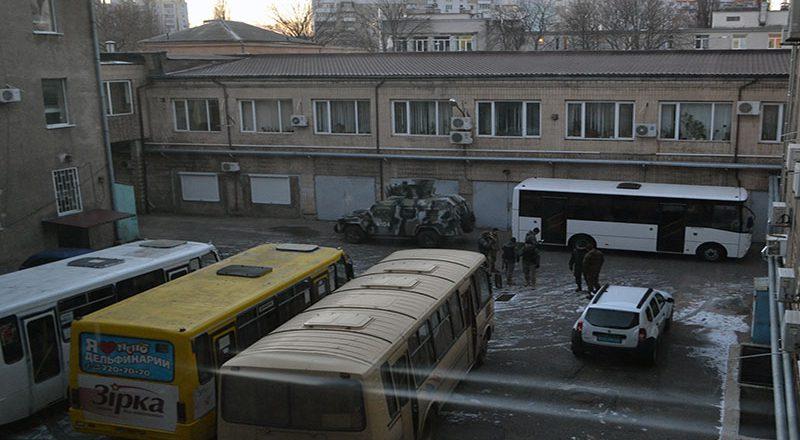 Pereimenovanie dekommunizirovanyh ulic v Odesse (1)