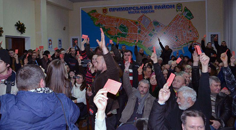 Pereimenovanie dekommunizirovanyh ulic v Odesse (3)