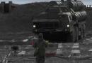 Российские священники освятили зенитно-ракетную систему С-400  «Триумф» в Крыму (ВИДЕО)