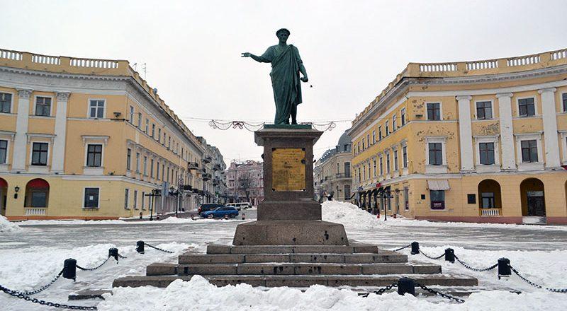 Posledstvija meteli v Odesse