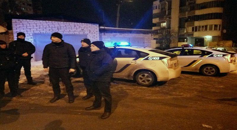 V Har'kove veterany batal'ona «Donbass» ustroili perestrelku s «Azovom» (4)