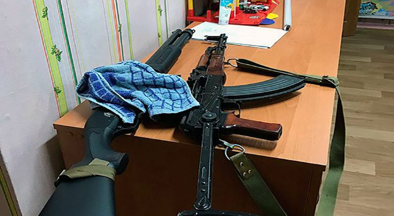 V Har'kove veterany batal'ona «Donbass» ustroili perestrelku s «Azovom» (6)