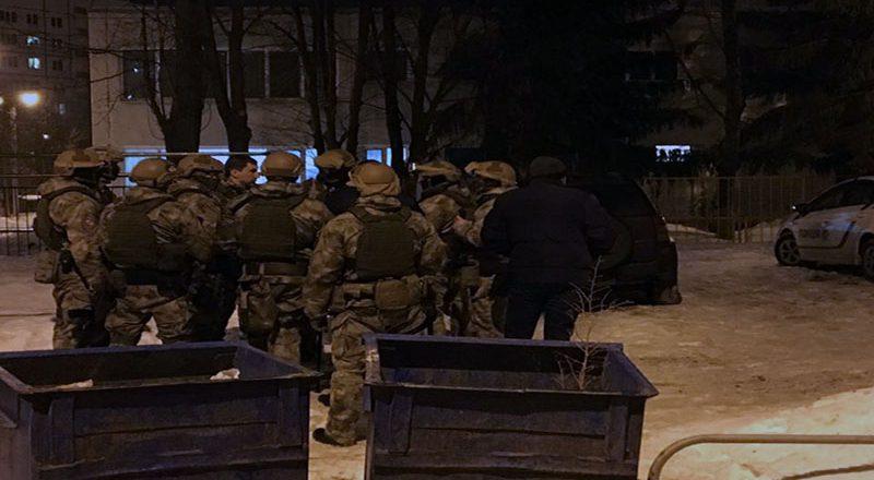 V Har'kove veterany batal'ona «Donbass» ustroili perestrelku s «Azovom» (8)