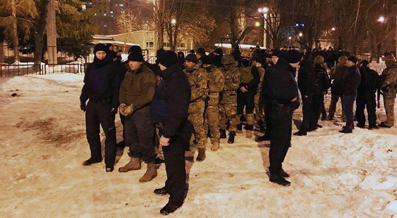 V Har'kove veterany batal'ona «Donbass» ustroili perestrelku s «Azovom»