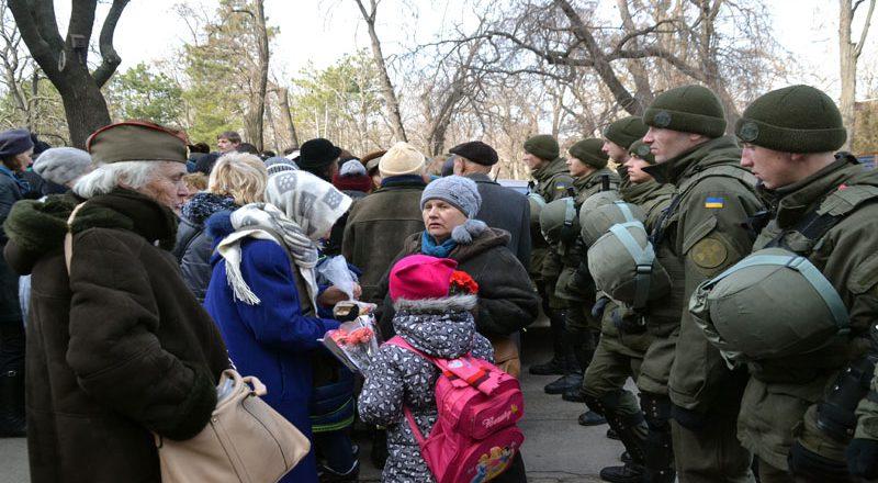 V Odesse patrioty sorvali prazdnik ljubiteljam sovka (3)