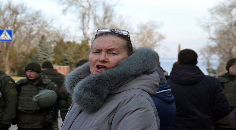 V Odesse patrioty sorvali prazdnik ljubiteljam sovka (4)